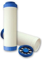 empty refillable filter cartridges big blue