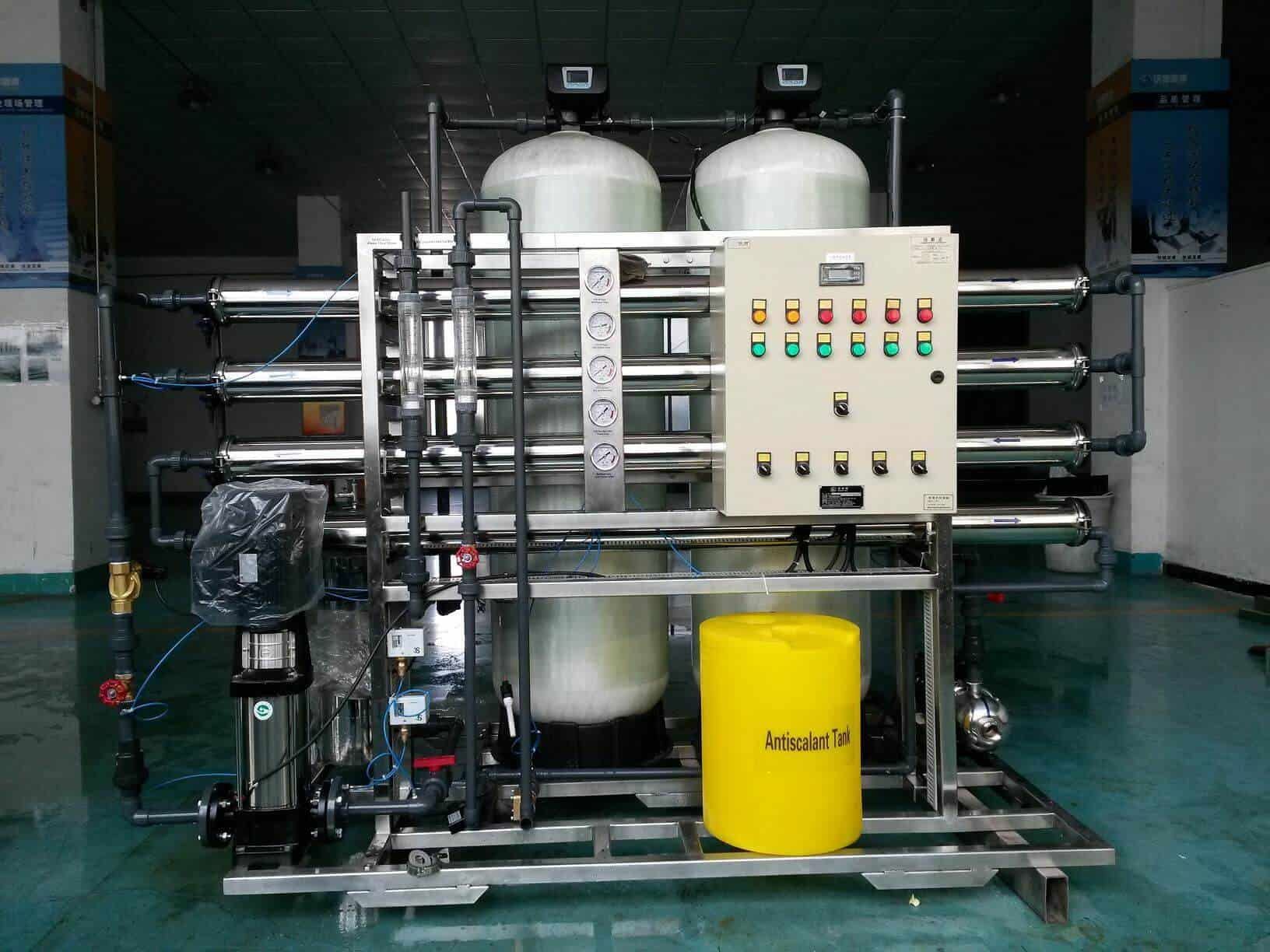NANOFILTRATION FOR WATER SOFTENING