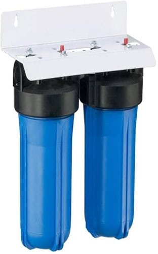 Caravan Water Filter Two Stage Pacific Water