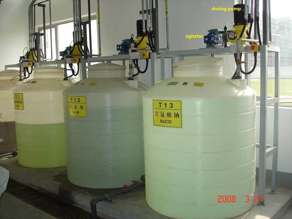 Chemical Dosing Systems Pacific Water Technology