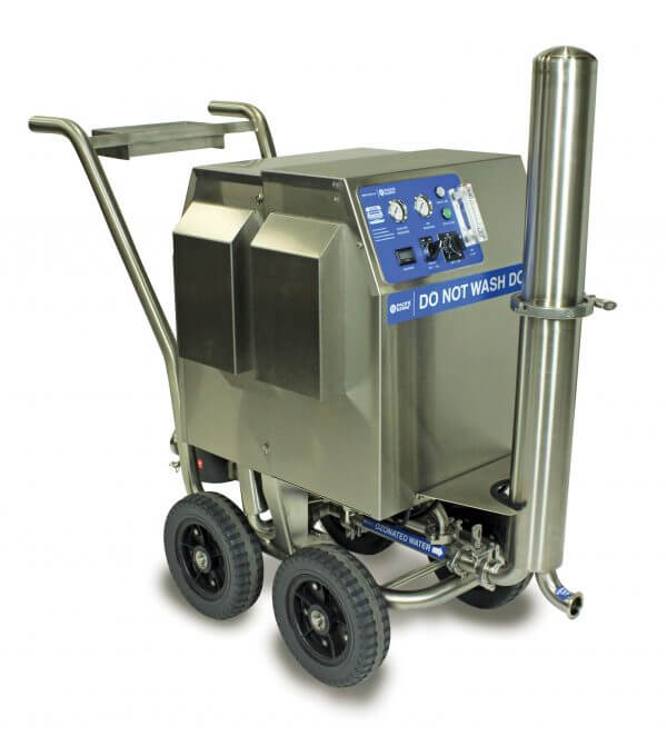 Packaged Portable Ozone Generators Commercial - Pacific